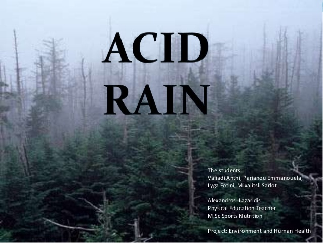 laws and regulations were implemented throughout north america concerning acid rain Visit napedu/10766 to get more information about this book, to buy it in print, or to download it as a free pdf.